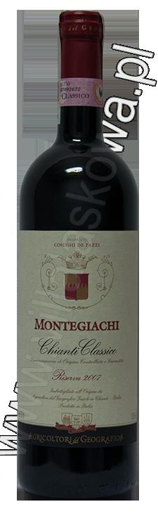 Montegiachi Chianti Classico Riserva