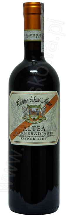 Barbera di Asti Superiore