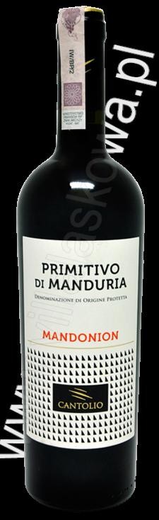 Primitivo di Manduria Mandonion