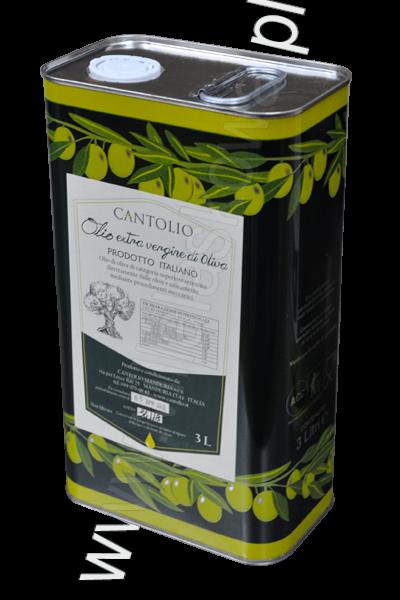 Oliwa extravergine z oliwek niefiltrowana