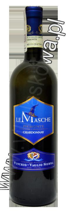 Le Masche Piemonte Chardonnay