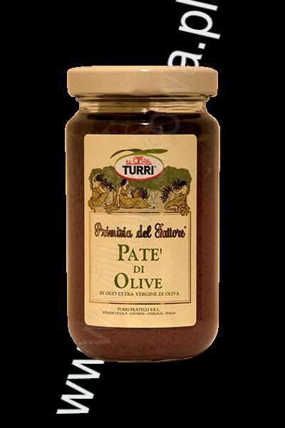 Pasztet z czarnych oliwek