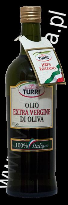 Oliwa extravergine z oliwek