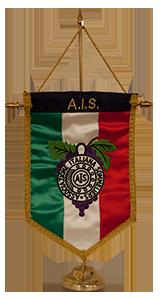 Flaga Włoskiego Stowarzyszenie Somelierów