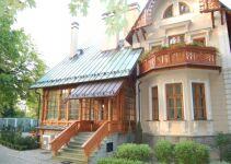 Villa Laskowa Tył