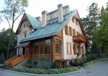 Villa Laskowa Przód